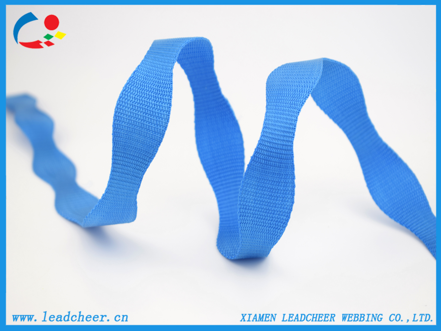 polyester webbing for bags
