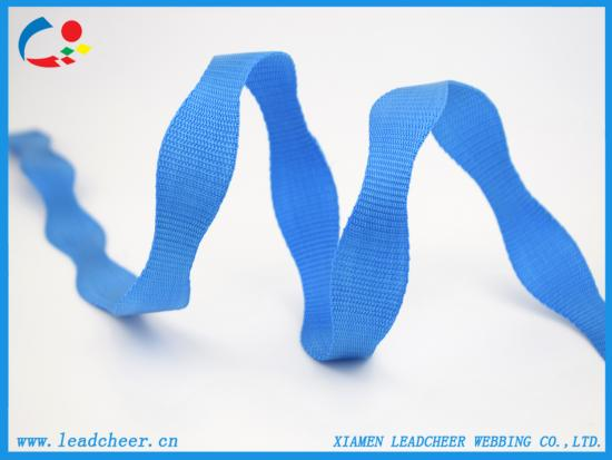 Variable width Polyester Webbing